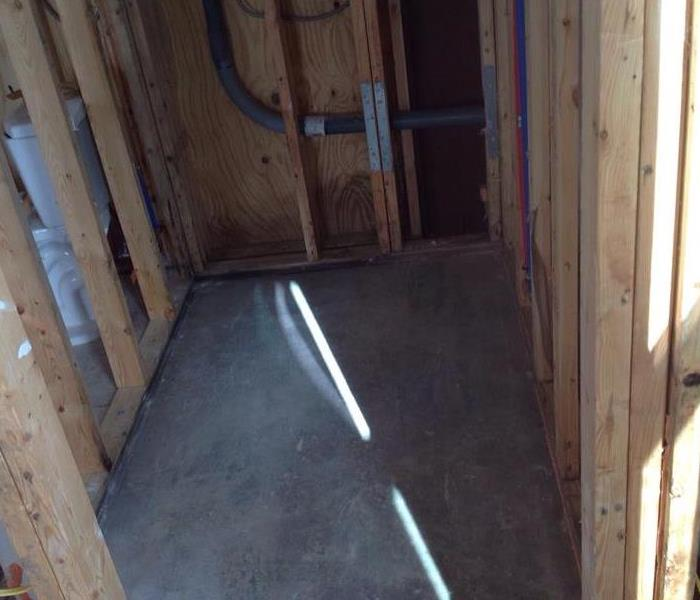 Closet Mold Remediation  After