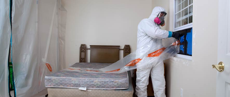 Kerrville, TX biohazard cleaning
